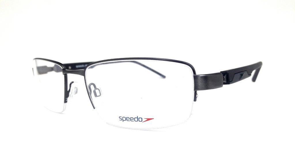 82416b022fa8b Óculos De Grau Speedo Sp 1351 A02 - R  494,38 em Mercado Livre
