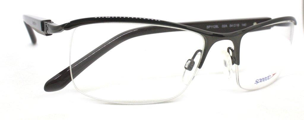 óculos de grau speedo sp1128l com hastes 360º grafite 02a a. Carregando  zoom. bafbe48d4c