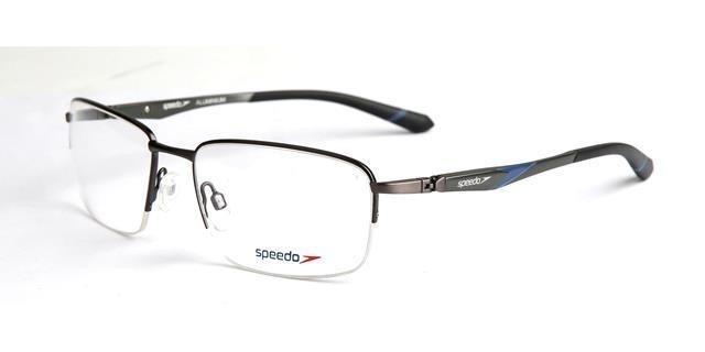 e1e4c36e30a89 Óculos De Grau Speedo Sp1331 02a Hastes 360° - 20 - R  279,90 em ...