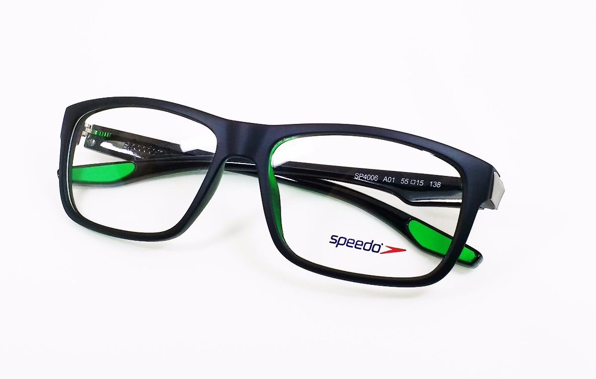 Óculos De Grau Speedo Sp4006 - Original - R  280,00 em Mercado Livre 7f7ce277f3