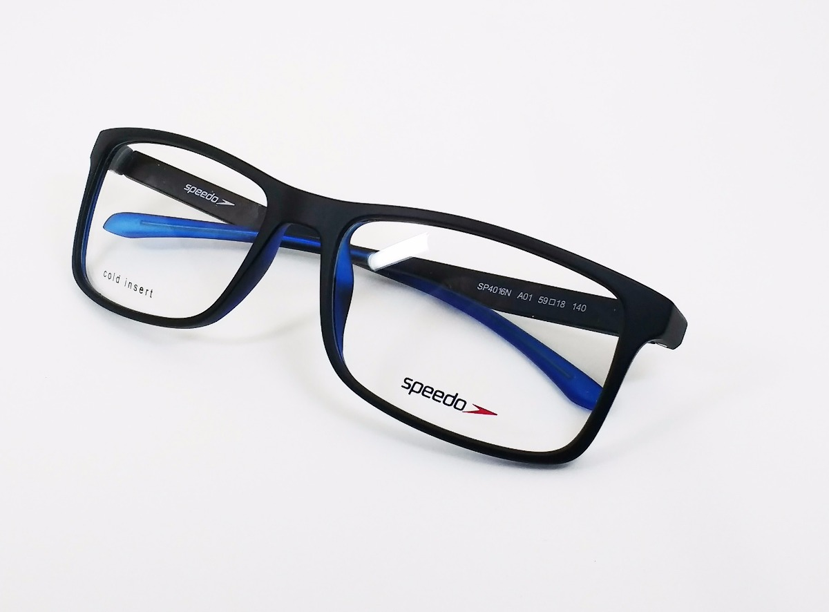 786cccacc Óculos De Grau Speedo Sp4016n - Original - R$ 300,00 em Mercado Livre