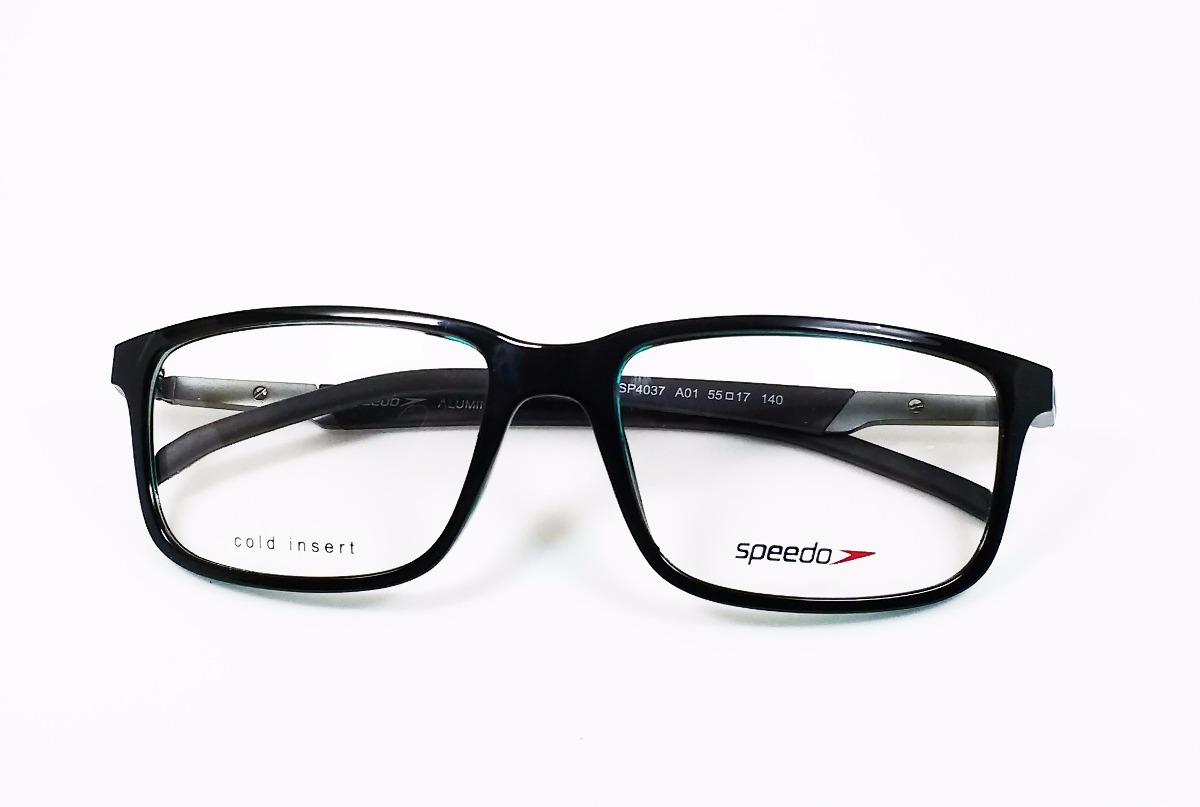 8be35710c Óculos De Grau Speedo Sp4037 - Original - R$ 325,00 em Mercado Livre