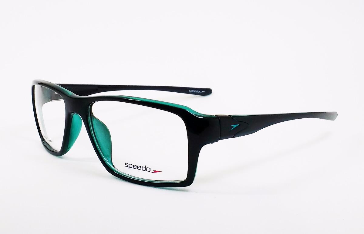 7eb9ad80f Óculos De Grau Speedo Sp6069 - Original - R$ 300,00 em Mercado Livre
