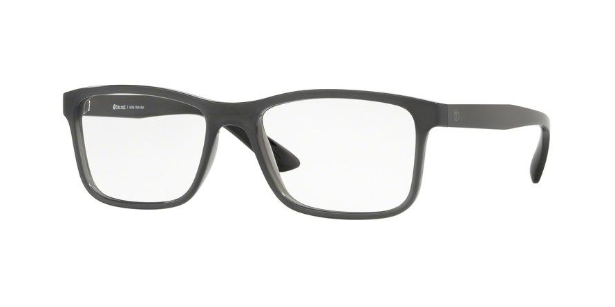 a424a8df2dd25 Óculos De Grau Tecnol Tn3048 F682 Cinza Lente Tam 53 - R  89,14 em Mercado  Livre