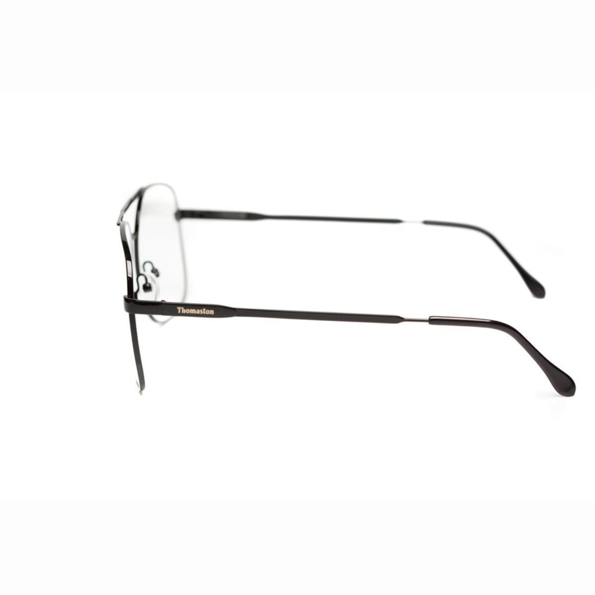 Óculos De Grau Thomaston Aviador Preto - R  64,90 em Mercado Livre 4044cd792a