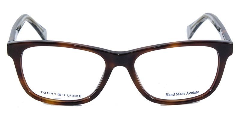 9833ac53ca635 Óculos De Grau Tommy Hilfiger Th1292 Tartaruga - R  279,99 em ...