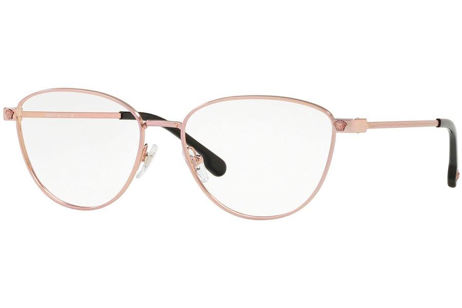 Óculos De Grau Versace Ve1253 1430 54 Violeta metálico - R  779,99 ... 7d80ec1afe
