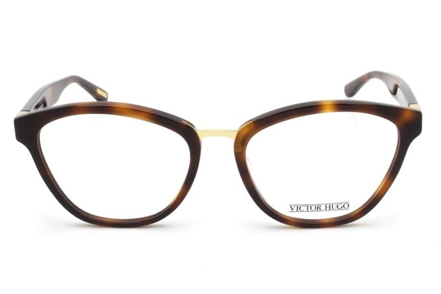 049d114ef9d18 Óculos De Grau Victor Hugo Vh1755 0752 52 Tartaruga - R  949,99 em ...