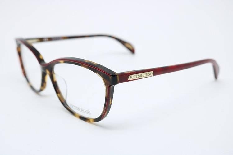 Óculos De Grau Victor Hugo Vh1757 Vermelho - R  933,00 em Mercado Livre e3551e14b1