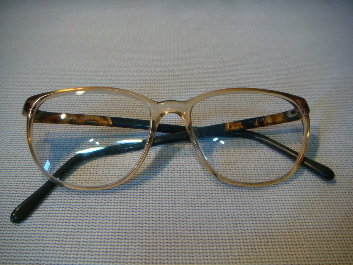 8d5259ae4 Óculos De Gráu Visage France 2359 - R$ 99,00 em Mercado Livre
