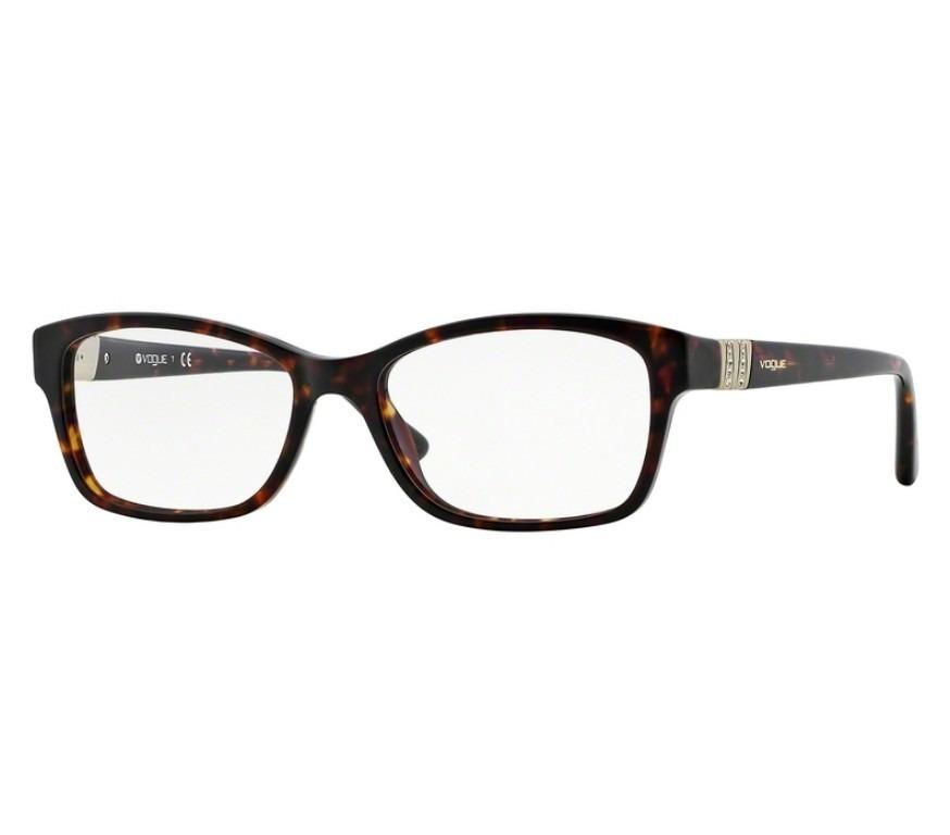 óculos de grau vogue feminino tortoise vo2765b w656 tam.53. Carregando zoom. 6a7ff7859e