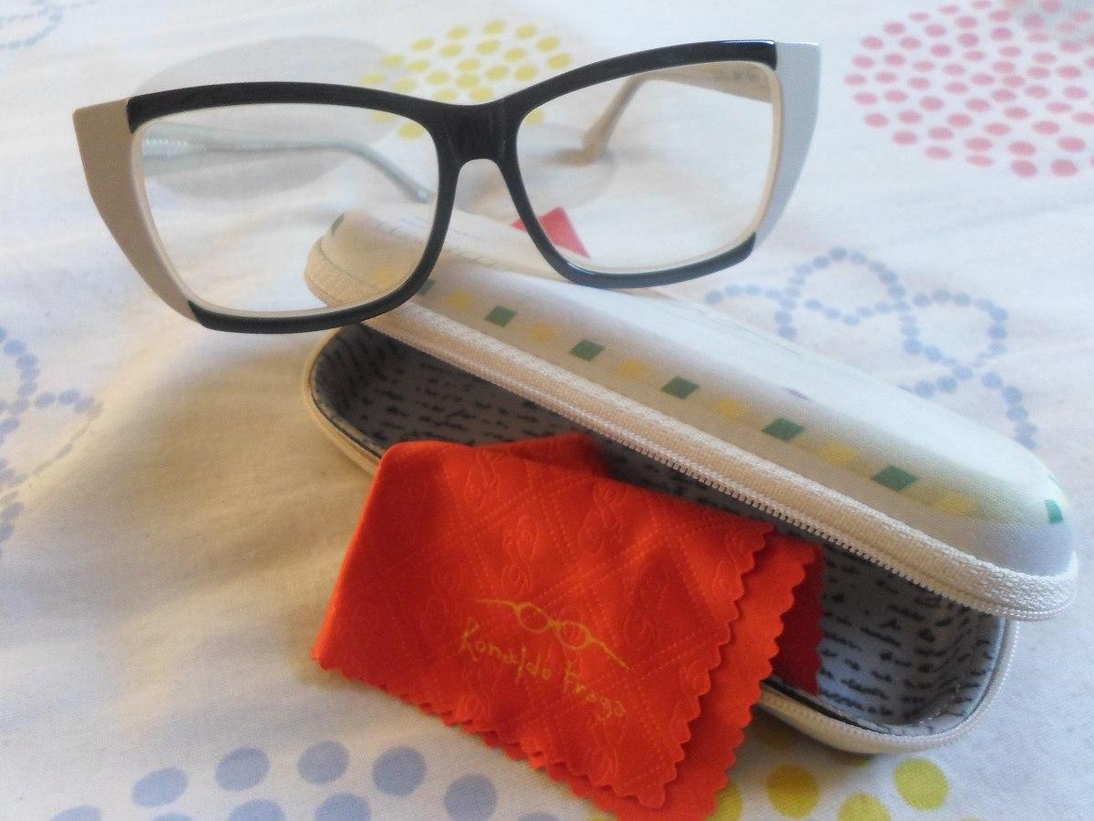 9c032d3b8 óculos de grau/armação chilli beans ronaldo fraga. Carregando zoom.