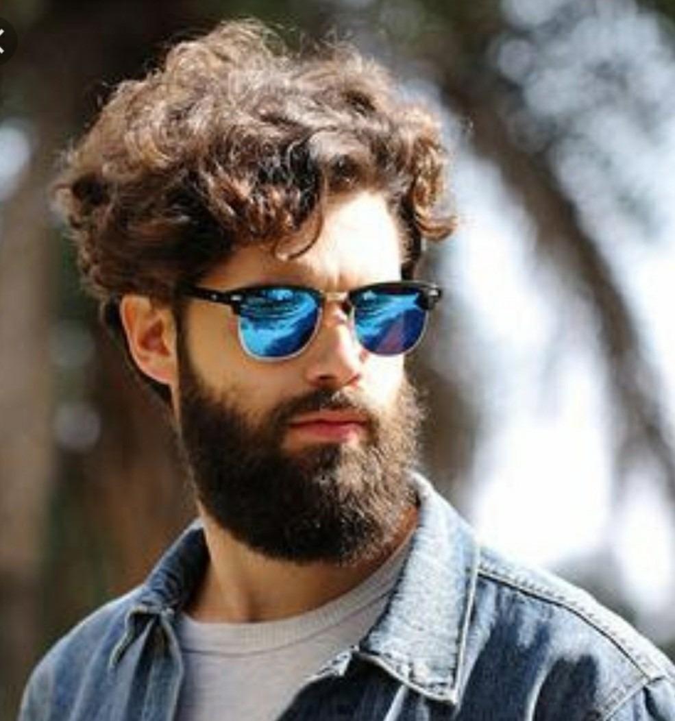 781e9b718bdea óculos de grife estiloso moderno masculino de sol praia moda. Carregando  zoom.