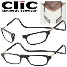 Óculos De Leitura Clic Big Amarelo C ímã Muito Prático - R  329,90 ... 6f2cac99d9