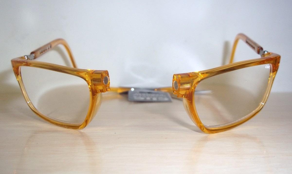 óculos de leitura clic big amarelo c ímã muito prático. Carregando zoom. 33ff977aab