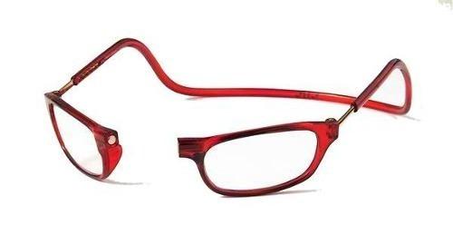 oculos de leitura clic com ima