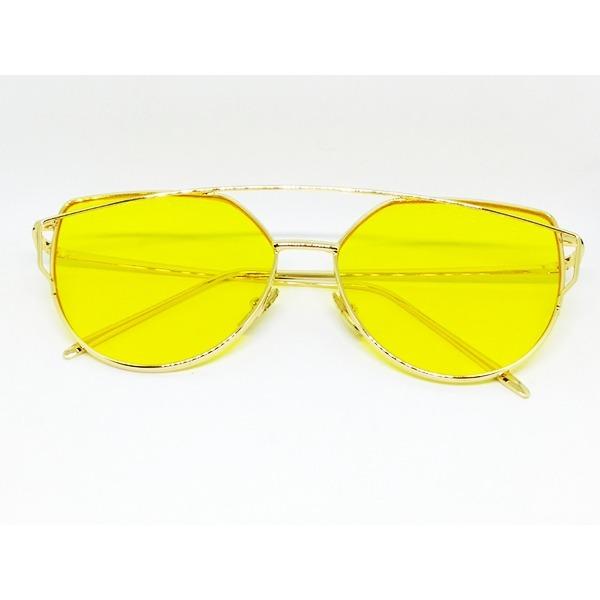 Óculos De Lente Amarela - R  49,99 em Mercado Livre 72df47c81b