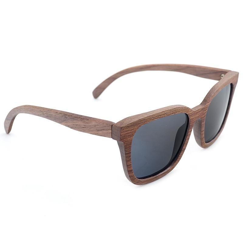 de0deec658699 oculos de madeira escuro polarizado - original - unissex. Carregando zoom.