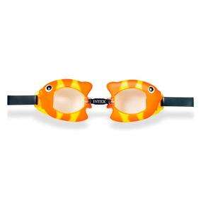 c063658ac Oculos De Mergulho Infantil Intex no Mercado Livre Brasil