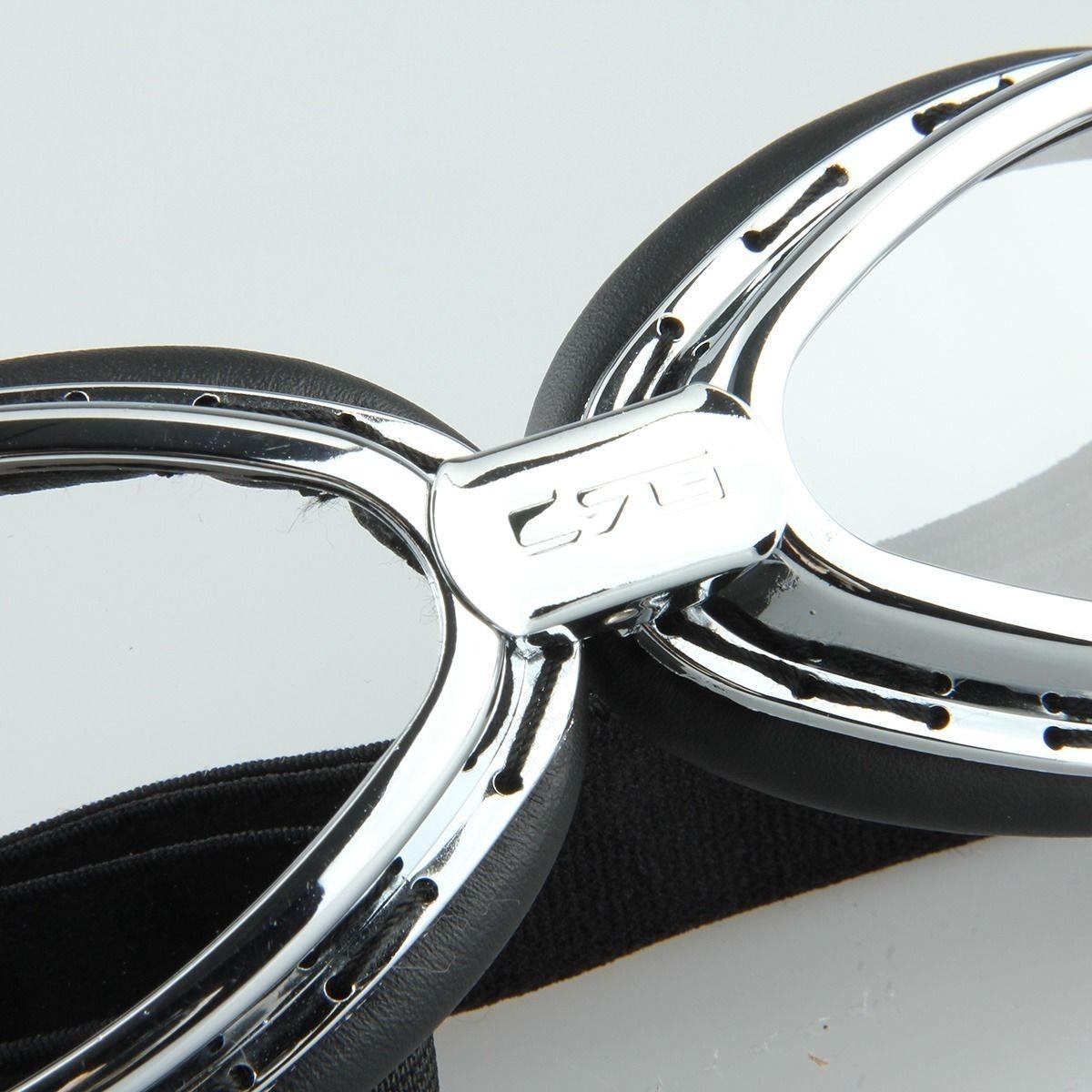c4dc9ad54 Oculos De Motociclismo Tipo Aviador - R$ 63,00 em Mercado Livre