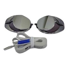 Óculos De Natação Malmstem Proteção Uv Anti Fog Original