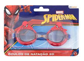 6d6b92d3f Óculos De Natação Homem Aranha no Mercado Livre Brasil