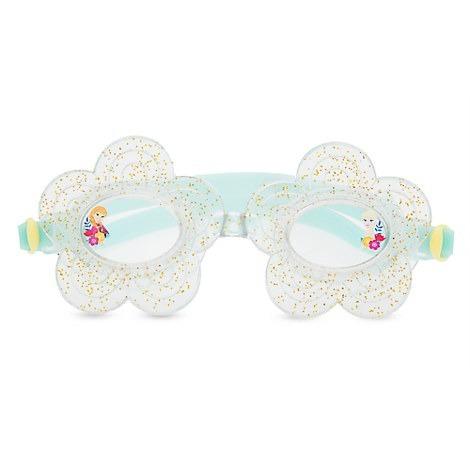 a690fbac74a32 Óculos De Natação Anna E Elsa Infantil Disney Original - R  25,00 em ...