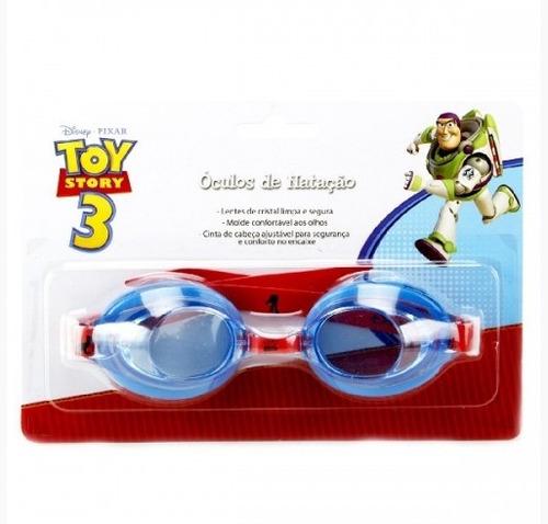 e566589c4 Óculos De Natação Infantil Disney Princesas Marie Toy Story - R  19 ...