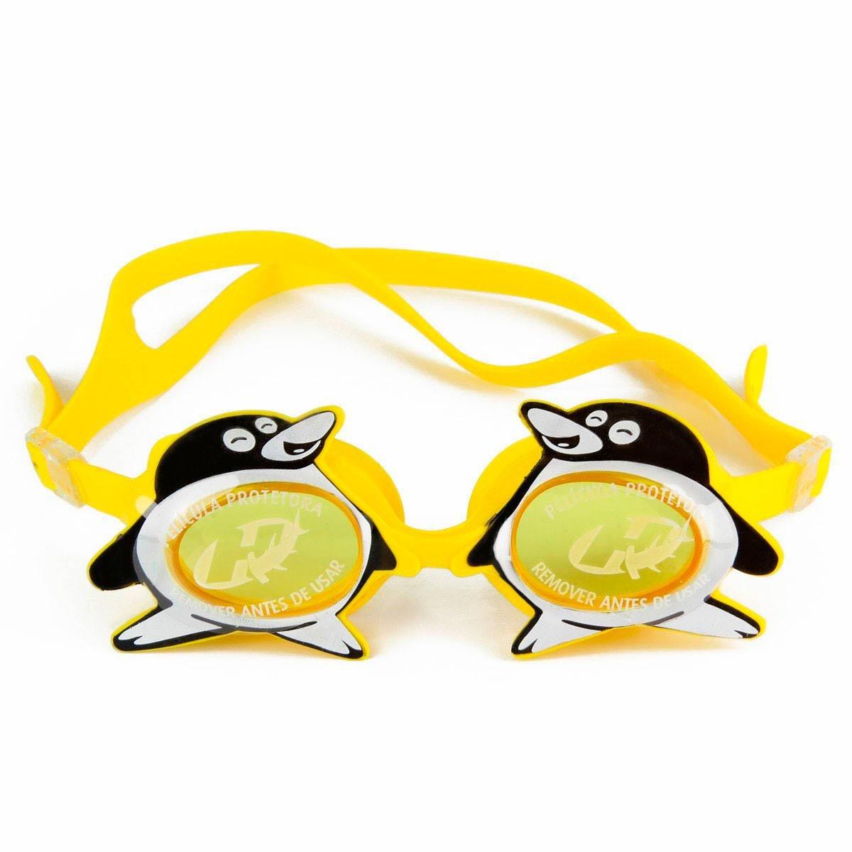 Óculos De Natação Infantil Hammerhead Fluffy Jr - R  40,92 em ... c379369a42