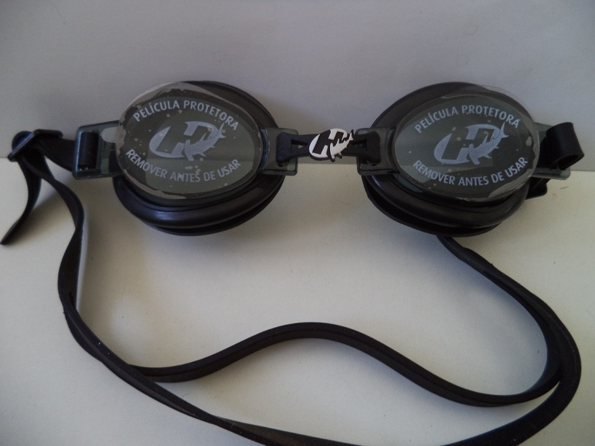 970f9ebe8d7b8 Óculos De Natação Infantil Hammerhead Focus Jr 2.0 - R  37,00 em ...