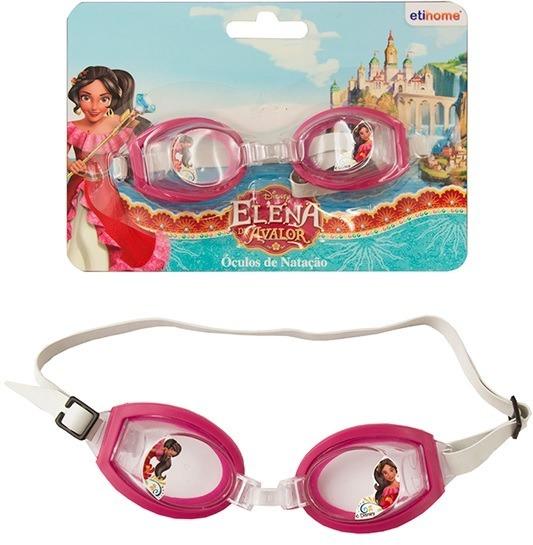 978c61d54 Óculos De Natação Infantil Princesa Elena Etihome - R  24