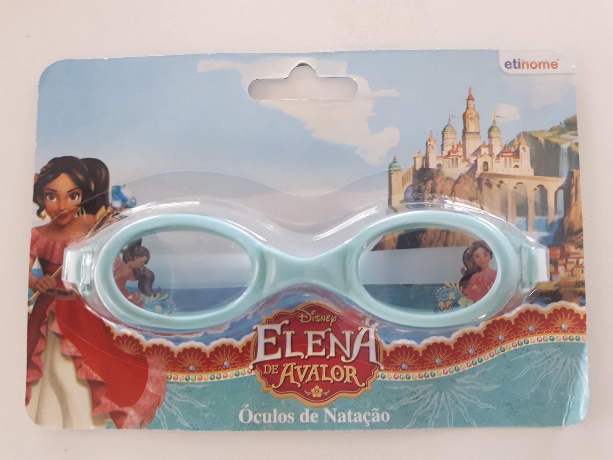 d8cd83570 óculos de natação infantil princesa elena etihome. Carregando zoom.
