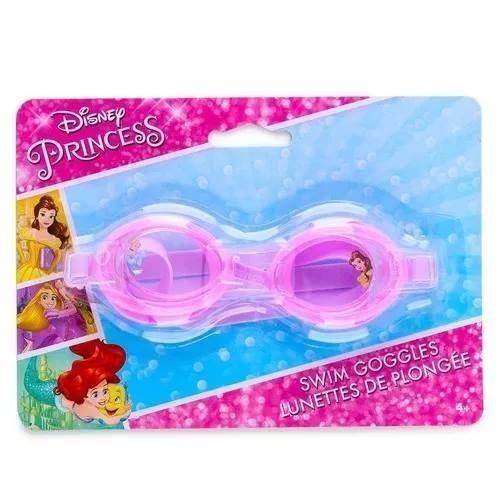 acbc77973 Óculos De Natação Infantil - Princesas Da Disney - R  29