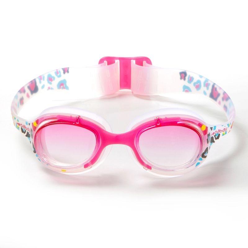 c07a8dc44 Óculos De Natação Infantil - Rosa - Nabaiji - R$ 29,99 em Mercado Livre