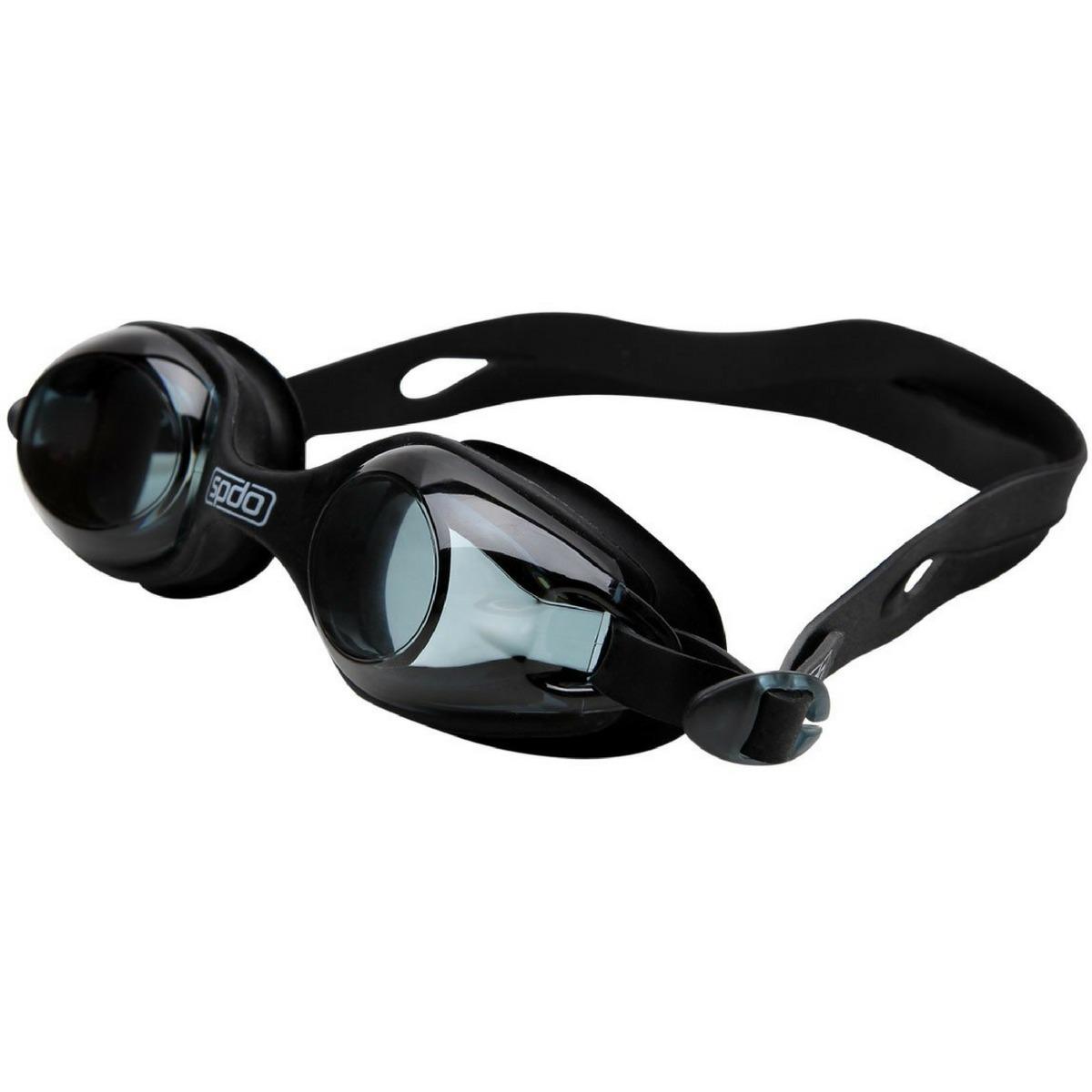 7f3646429 óculos de natação infantil speedo jr. olympic - preto. Carregando zoom.