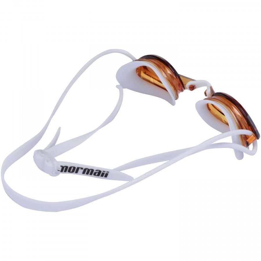 88ccd796eeb3b óculos de natação mormaii flexxxa - adulto - cor branco. Carregando zoom.