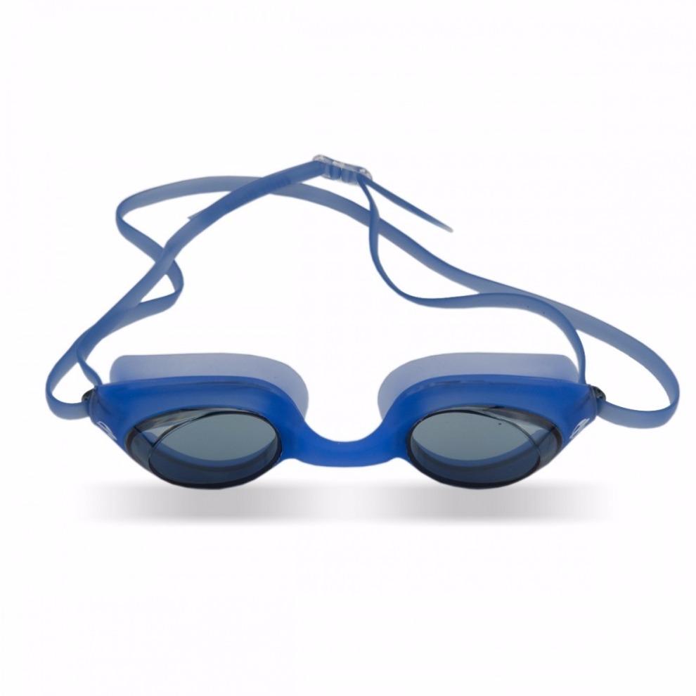9766972d83fa7 Óculos De Natação Mormaii Snap - Azul Fume - R  54,90 em Mercado Livre