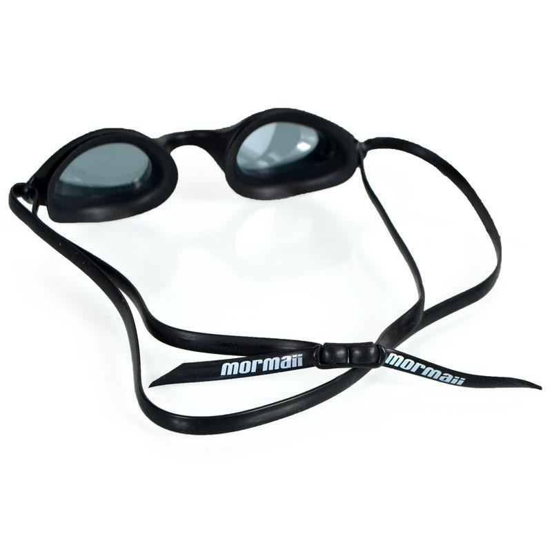 óculos de natação mormaii snap preto fumê. Carregando zoom. b22743fc714cd