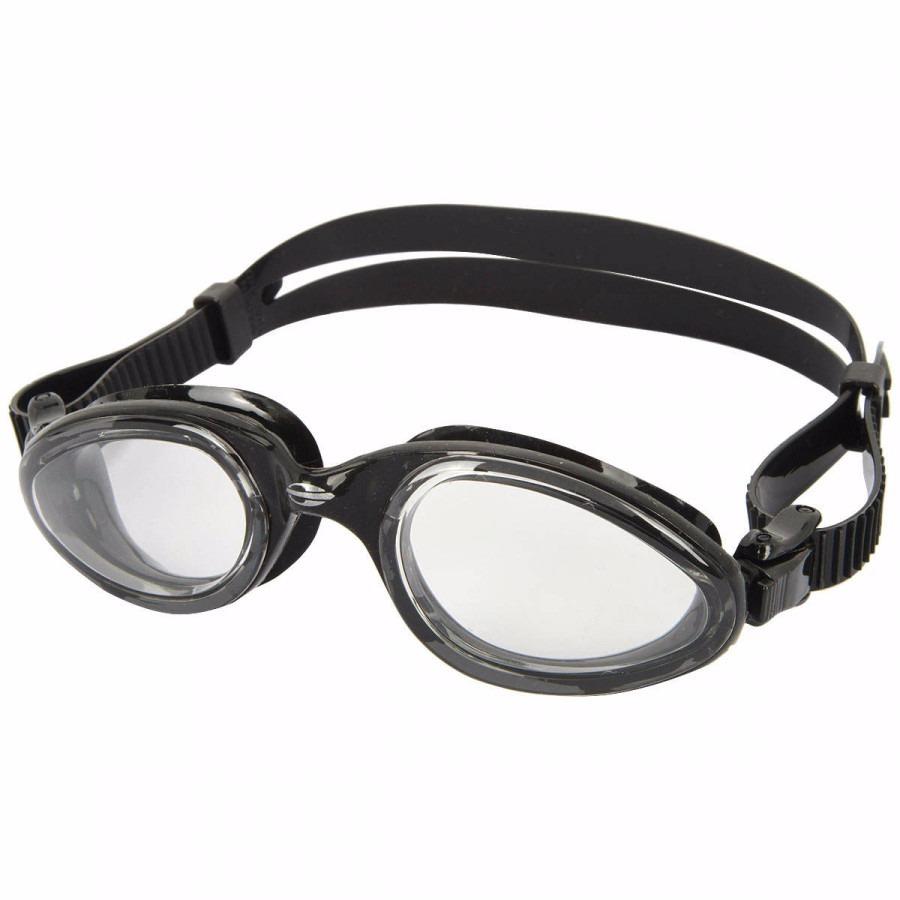 óculos de natação mormaii varuna midi - preto transparente. Carregando zoom. 15fd7ea8a7