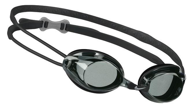 185383957 Óculos De Natação Nike Remora Competição Smoke - R  139