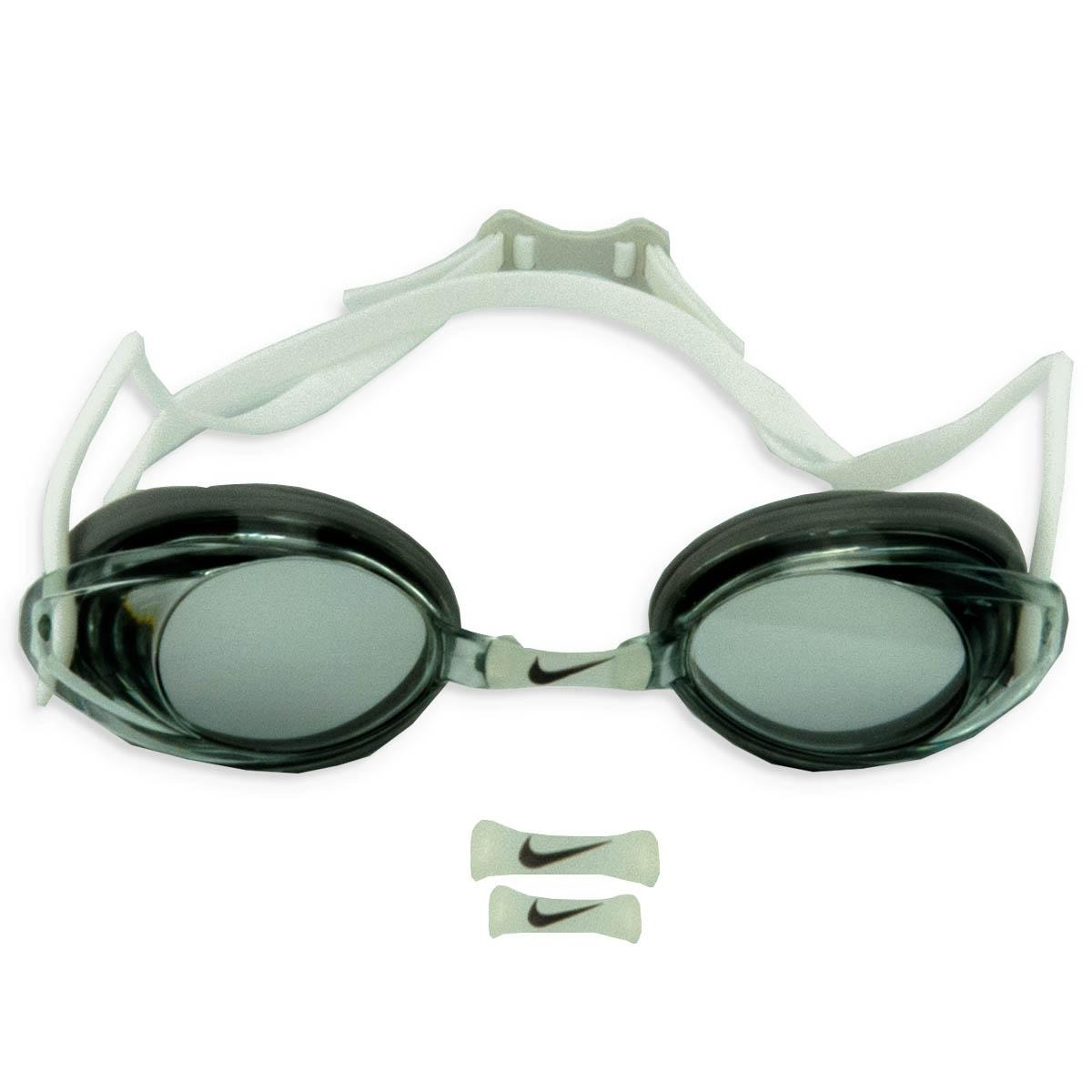 728ebd0edc527 Óculos De Natação Nike Remora Fume - Medinas - R  130,91 em Mercado ...