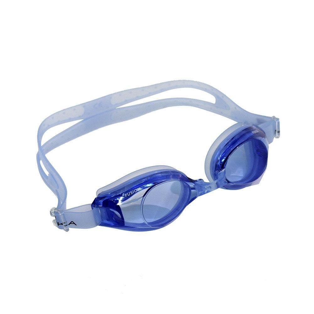 óculos de natação ntk fusion azul escuro + case de proteção. Carregando  zoom. 9d21950176