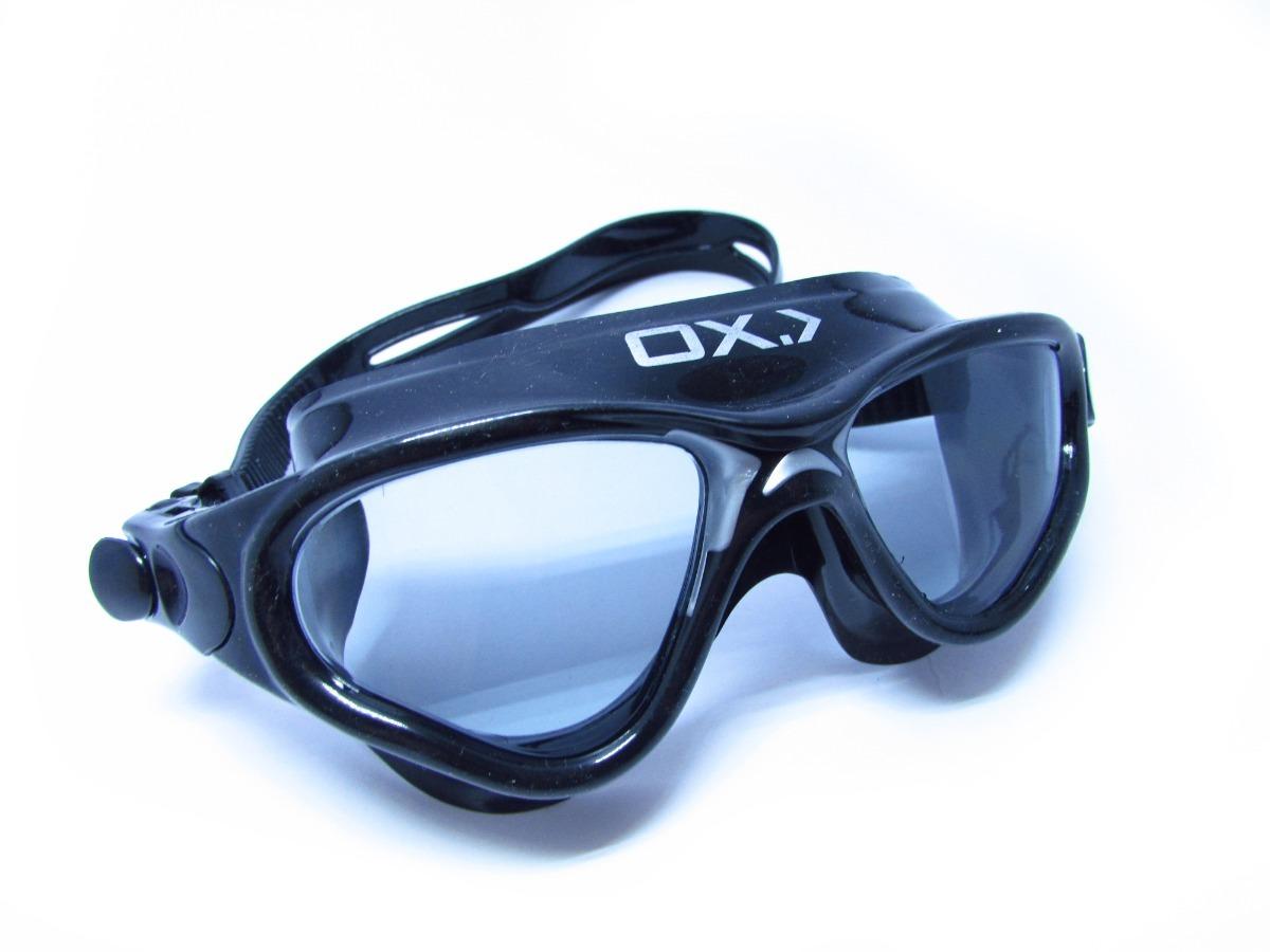 96dc6b180 Óculos De Natação Oxer G-8032 Com Proteção U.v - R  68