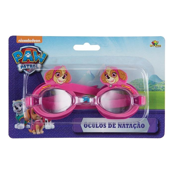 4484212de Óculos De Natação Patrulha Canina Piscina Mergulho Infantil - R  18 ...