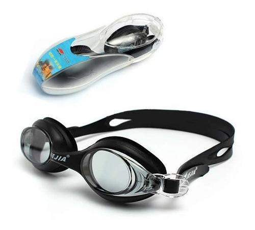 óculos de natação profissional anti-emb impermeável adulto
