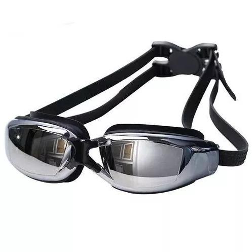 32ced63c1 Óculos De Natação Profissional Espelhado Antiembaçante A - R  39