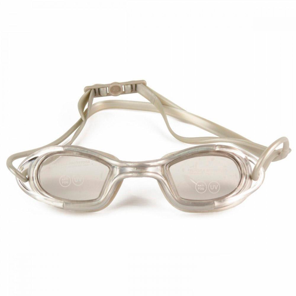fe59c5d37d6a0 Óculos De Natação Speedo Mariner Prata - R  43,18 em Mercado Livre