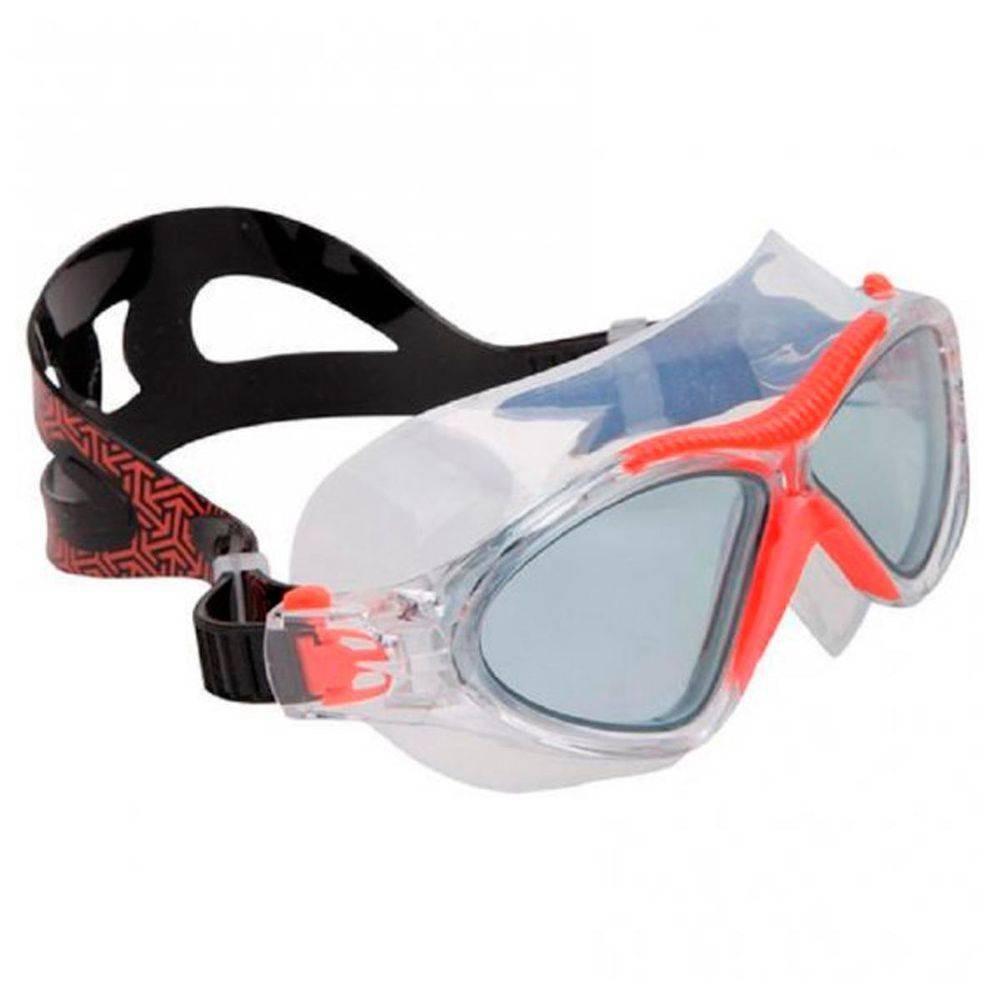 393fb3308 Óculos De Natação Speedo Omega Vermelho Fume - R$ 104,00 em Mercado ...