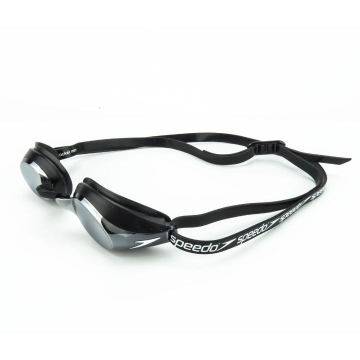 7e4e205a5f688 Óculos De Natação Speedo Speed Socket Espelhado Pr - Medinas - R ...