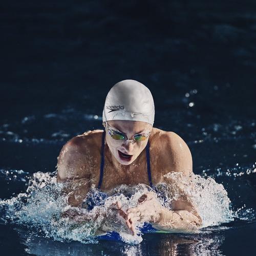 óculos de natação speedo vanquisher 2.0 espelhado deep gold